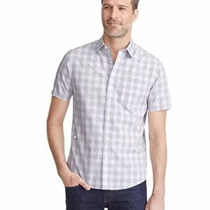 New Untuckit Bruno Slim Fit Button Front Shirt